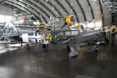 Messerschmitt 208 N208K/14 Luftwaffe, Military Aviation Museum, Virginia Beach, VA
