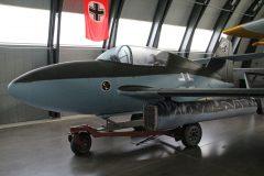 Messerschmitt Me 328 Luftwaffe, Military Aviation Museum, Virginia Beach, VA Johan van der Hoek