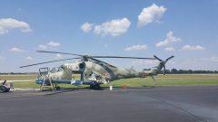 Mil Mi-2D Hind-D N120NX/120 Cold War Air Museum Lancaster, TX