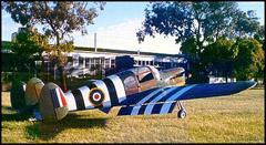 Miles M-38 Messenger 2A VH-AVQ, Australian National Aviation Museum