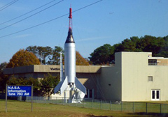 NASA Wallops Visitor Center Wallops Island, Virginia