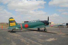 Nakajima B5N Kate N7130C AI-311 Japanese Navy, CAF – American Airpower Heritage Museum picture Tom Warnock