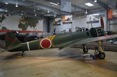 Nakajima Ki-43-II Hayabusa Oscar N750N Imperial Japanese Army Air Service