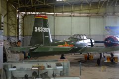 Nanchang CJ-6A VH-NNJ/2432070/05 Adelaide Warbirds, Classic Jets Fighter Museum