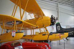 Naval Aircraft Factory Yellow Peril N3N-3 N120BH/2892 US Navy, Military Aviation Museum, Virginia Beach, VA