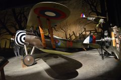 Nieuport 28 C.1 6177 14 French Air Force, The Museum of Flight Seattle-Boeing Field, WA USA