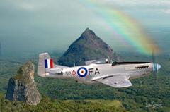 North American P-51D Mustang VH-MFT, Caboolture Warplane Museum