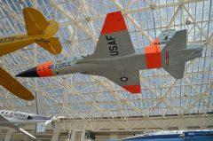 Northrop YF-5A Freedom Fighter 59-4987/F-987 USAF, The Museum of Flight Seattle-Boeing Field, WA USA