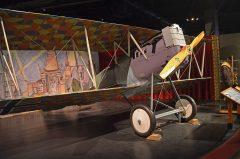 Pflaz D.XII N43C Luftwaffe, The Museum of Flight Seattle-Boeing Field, WA USA