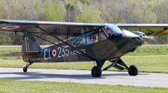 Piper L-21B Seneca N10365/MM54-2553/E.I.-235, Air Heritage Museum