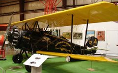 Pitcairn PA-5 Mailwing NC3835/72, Virginia Aviation Museum