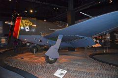 Republic P-47D Thunderbolt NX14519/42-8205/88 USAAF, The Museum of Flight Seattle-Boeing Field, WA USA