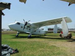 Scottish Aviation Twin Pioneer VH-EVB, Australian Aviation Museum