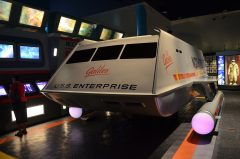 Shuttlecraft Galileo Space Center Houston, TX