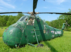 Sikorsky CH-34A Choctaw 144275/YL75, Alleghany Arms and Armor Museum