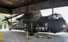 Sikorsky CH-37B Mojave 57-1651, US Army Transportation Museum Fort Eustis, VA