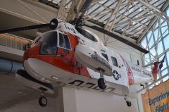 Sikorsky HH-52A Seaguard 1415 US Coast Guard, The Museum of Flight Seattle-Boeing Field, WA USA