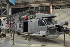 Sikorsky MH-60R Sea Hawk 166402 70 Royal Australian Navy, Fleet Air Arm Museum, Nowra Hill NSW