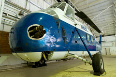 Sikorsky S-58B N887, 1940 Air Terminal Museum Houston, TX