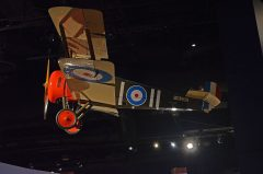 Sopwith Camel F.1 (replica) N6330 Royal Flying Corps, The Museum of Flight Seattle-Boeing Field, WA USA