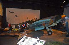Supermarine Spitfire LF.IXc N521R/MK923/5J-Z RAF, The Museum of Flight Seattle-Boeing Field, WA USA