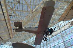 Swallow OX-5 Swallow N6070 US Mail, The Museum of Flight Seattle-Boeing Field, WA USA