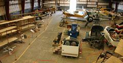 Texas Air Museum- Stinson San Antonio, Texas