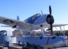 Vought OS2U-2 Kingfisher 3073/55, U.S.S. North Carolina Battleship Memorial