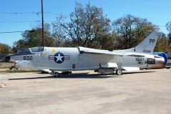 Vought RF-8G Crusader 146898/PP-602 U.S. Navy, Fort Worth Aviation Museum