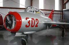 WSK Lim-2 N302LA/302, KLBE Air Museum