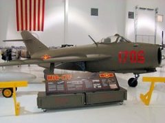 WSK Lim-5 (MiG-17) 1706, Tennessee Museum of Aviation