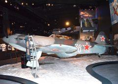 Yakovlev Yak-9U Frank 36 Soviet Air Force, The Museum of Flight Seattle-Boeing Field, WA USA