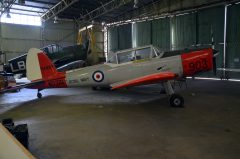 de Havilland Canada DHC.1 Chipmunk T.10 VH-BSR/WD374/903 Royal Navy, Classic Jets Fighter Museum