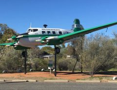 de Havilland D.H.A.3B Drover VH-FDC Royal Flying Doctor Service, Central Australian Aviation Museum