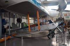de Havilland DH.60G Gipsy Moth VH-ULJ, South Australian Aviation Museum