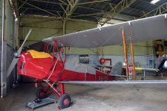de Havilland DH.82A Tiger Moth VH-ZIS, Classic Jets Fighter Museum