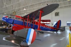 de Havilland DH.89B Dragon Rapide N89DH/G-ADDD, Military Aviation Museum, Virginia Beach, VA