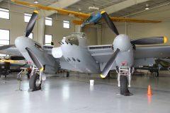de Havilland Mosquito FB.26 N11KA/KA114/EG-Y RAF, Military Aviation Museum, Virginia Beach, VA