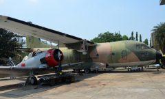 Aeritalia G.222 L14-6 39 60312 Royal Thai Air Force, Royal Thai Air Force Museum Les Spearman