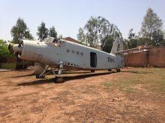 Antonov An-2 TZ-W12 Force Aérienne de la République du Mali, Musée de l'Armée Mali
