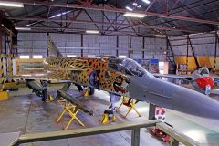 Atlas Cheetah C 342 South African Air Force, South African Air Force Museum Swartkop