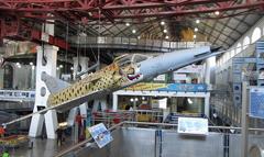 Atlas Cheetah E 826, Sci-Bono Discovery Centre