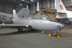Atlas Impala Mk.I 460 South African Air Force Museum, Ysterplaat