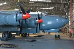 Avro Shackleton MR.3 1722 P South African Air Force, South African Air Force Museum Cape Town