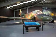 BAC Strikemaster Mk.88 NZ6374/74, Warbirds & Wheels Wanaka Airport