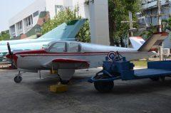 Beech Bonanza 35 Royal Thai Air Force, Royal Thai Air Force Museum Les Spearman