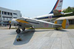 Beech C-45F L1-5 90 Royal Thai Air Force, Royal Thai Air Force Museum Les Spearman