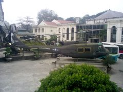 Bell UH-1H Iroquois 67-17651 US Air Force at the Viet Nam Military History Museum