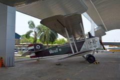 Breguet 14B2 (replica) 1 Royal Thai Air Force, Royal Thai Air Force Museum Les Spearman