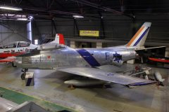 Canadair CL-13B Sabre Mk.6 361 F South African Air Force, South African Air Force Museum Swartkop